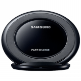 Samsung OEM Qi Wireless Fast Charging Pad Stand - Black