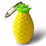 BuQu PINA Universal 2500mAh Portable Power Bank -  Yellow Pineapple