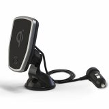 Scosche Magic Mount Charge Qi Charging Magnetic Window/Dash Mount