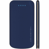 Ghostek NRGPak Plus 10,000mAh Powerbank - Blue/Gold