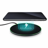 Xtreme Power Qi Slim Wireless Charge Pad - Black