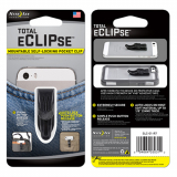 Nite Ize Total eCLIPse Mountable Self-Locking Pocket Clip