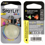 Nite Ize SpotLit Carabiner LED Keychain Light - Disc-O