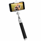 PureGear Selfie Stick with Bluetooth - Black