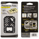 Nite Ize Universal Financial 7-in-1 Multi Tool - Black