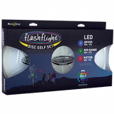 Nite Ize FlashFlight LED Disc Golf Set (Includes: 1 Driver, 1 Mid-Range, 1 Putter)