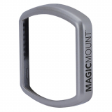 Scosche Magic Mount Pro Trim Ring and Magic Plate Kit - Space Gray