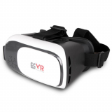 Beyond Cell Universal 3D Virtual Reality Glasses Headset - White (Bulk)