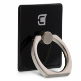 Universal Caseco Ring Phone Holder/Kickstand - Black