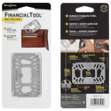 Nite Ize Universal Financial Multi Tool Card - Stainless