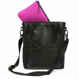 **PREORDER**Universal M-Edge Tech Tote with 4000mAh Portable Battery - Black