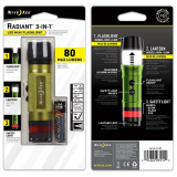 Nite Ize Radiant 3-in1 LED Mini Flashlight - Lime