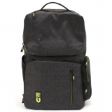 Universal M-Edge BOLT Backpack with 4000mAh Portable Battery - Heathered Grey