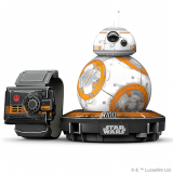 Universal Sphero App-Enabled Droid Star Wars BB-8 and Force Band Bundle