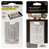 Nite Ize Financial Tool Multi Tool Money Clip