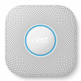 Nest Protect 2nd Generation Smoke and Carbon Monoxide Alarm - White - Wired