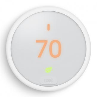 Nest Thermostat E White Unicp16861 Eternity Wireless