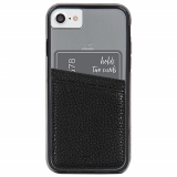Case-Mate Universal ID Pocket Sticker Wallet - Black