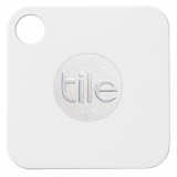 Universal Tile Mate Bluetooth Item Finder/Tracker (1 Pack) - White