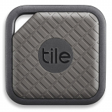 Universal Pro Series Tile Sport Bluetooth Item Finder/Tracker  - Gray
