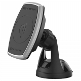 Scosche Universal Magic Mount Pro Charge Wireless Qi Charging Magnetic Dash/Window Mount