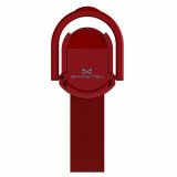 Universal Ghostek Loop Phone Grip/Stand - Solid Red