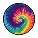 Universal Cool Grips Expandable Phone Holder/Kickstand Graphic Series - Tie Dye