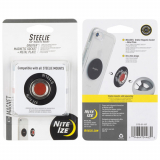 **NEW**Nite Ize Steelie Orbiter Magnetic Phone + Metal Plate