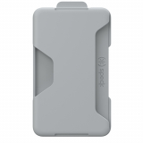 Universal Speck LootLock Stick-On Wallet - Dolphin Grey