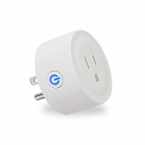 Universal Energizer Smart Plug Single Outlet - White