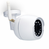 Universal Energizer 1080p Smart Pan & Tilt Outdoor HD Camera - White