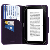 "PureGear Universal 7""-8"" Tablet Folio Case - Purple"