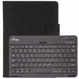 Universal M-Edge Stealth Pro Folio with Keyboard 7in to 8in Tablet - Black