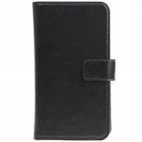 Universal Skech Wallet Folio Black Small (For Mobile Phones 4.1in to 4.7in)