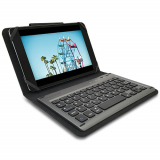 "Universal PureGear 7"" - 8"" Tablet Folio with Bluetooth Keyboard - Black"