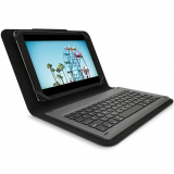 "Universal PureGear 9""- 10"" Tablet Folio with Bluetooth Keyboard - Black"