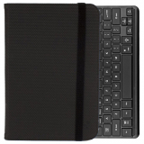 Universal M-Edge Folio Plus Pro Keyboard 7in to 8in Tablet - Black