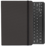 Universal M-Edge Folio Plus Pro Keyboard 9in to 10in Tablet - Black