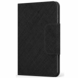 Universal PureGear Folio Elite 7 Inch to 8 Inch Tablet Folio Case - Black