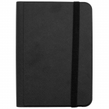 "Universal PureGear 7""-8"" Tablet Leather Folio Case - Black"