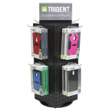 Trident Universal Counter Top Display - Black