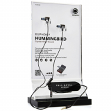 Display Stand for GGMM Hummingbird Earbuds