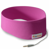 RunPhones Classic Handsfree Headphones in Lightweight Headband 3.5mm Jack  Medium Orchid