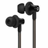 Aircom A3 Handsfree Airflow Magnetic Earbuds with In Line Mic and 3.5mm Jack - Black