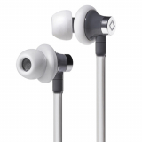 Aircom A3 Handsfree Airflow Magnetic Earbuds with In Line Mic and 3.5mm Jack - White