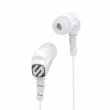 Scosche ThudBuds Handsfree Earbuds with 3.5mm Jack - White
