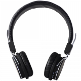 Blue Tiger SoundTrax Bluetooth Stereo Headphones - Black