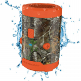 Scosche BoomBOTTLE H20 Rugged Waterproof Bluetooth Speaker - Real Tree