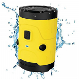 Scosche BoomBOTTLE H20 Rugged Waterproof Bluetooth Speaker - Yellow