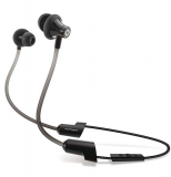 Aircom A3B Handsfree Airflow Magnetic Bluetooth Earbuds - Black